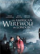 美国狼人在伦敦