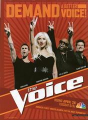 美国好声音第一季