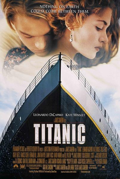 观看科幻片泰坦尼克号