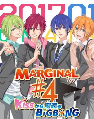 MARGINAL4从KISS开始创造BigBang