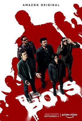 黑袍纠察队第二季在线观看
